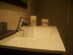 Baño lavamanos reformas Montoya